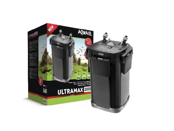 Фильтр внешний AQUAEL ULTRAMAX 2000 2000л/ч до 700л