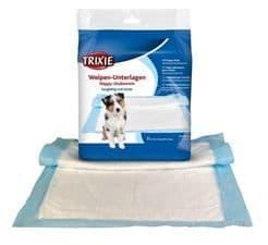 Одноразовые пеленки для собак с абсорбирующим полимером, 60 х 60 см, 10 шт артикул .23412