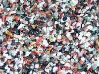 Грунт аквариумный Кварц натуральный цветной 3-4мм 5кг