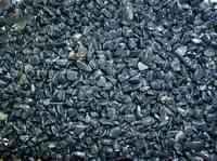 Грунт аквариумный Кварц натуральный черный 3-4мм 5кг