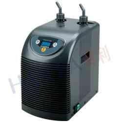 Холодильник для аквариума с титановым элементом; 1/15 HP (хладоген R134a,акв.50-300л)