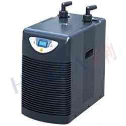 Холодильник для аквариума с титановым элементом; 1/10 HP (хладоген R134a,акв.50-400л)