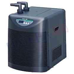 Холодильник для аквариума с титановым элементом; 1 HP (хладоген R134a,акв.250-2000л)