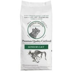 Корм GREENHEART-PREMIUMS Senior Cat 0,5 кг для пожилых кошек
