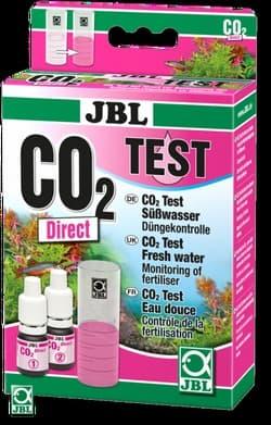 JBL CO2 Direct Test-Set - Быстрый тест для мгновенного измерения содержания CO2 в воде
