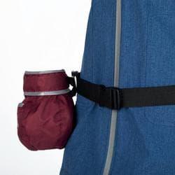 Ремень к сумке для лакомств 80-150 см/38 мм, черный