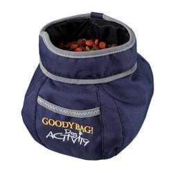 Емкость для корма игрушка для собак Goody Bag ф 11х16см