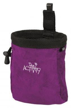 """Набор сумок для лакомств """"Baggy"""" ф 10х14 см, 10 шт. Цвета: черный, коричневый, красный, зеленый,"""