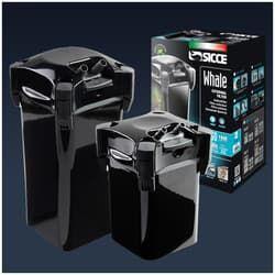 Фильтр внешний SICCE WHALE 120 черный 540 л/ч для аквариумов 40-120 л