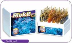 Для морской воды BIO KIT REEF набор для рифового аквариума (BIODIGEST- BIOPTIM - REEFBOOSTER - IODI - STRONTI)