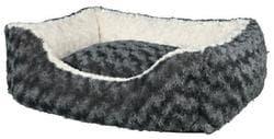 Лежак Kaline для собак 50Х40 см, серый-кремовый артикул .38961