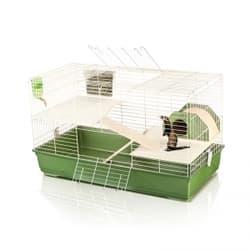 Имак клетка для грызунов BUZZ 120, зеленый, 120х60х70см