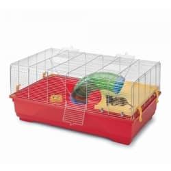 Имак клетка для грызунов RAT 80, красный, 80х48,5х37,5см