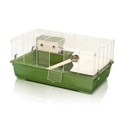 Имак клетка для грызунов STITCH, зеленый, 80х48,5х38см