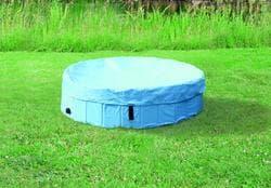 Крышка на бассейн для собак 80 см, светло-голубой артикул 39485