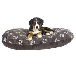 Лежак для собак Jimmy, 110Х70 см, артикул 37333 серый, 37343-оранж, 37347-бирюза