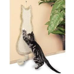 Trixie Когтеточка Кошка 35х69см., бежевый артикул .43112