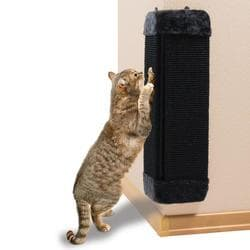 Trixie Когтеточка угловая, 32х60 см светло-серый артикул . 43437 черная, артикул .43435 серая, артикул .43431 коричневая