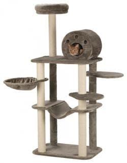 Домик для кошки Fabiola, 165 см, серый,артикул 43530