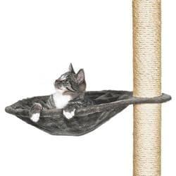 Trixie Гамак (для кошачьего домика), 40см, сер артикул .43542, беж артикул .43541