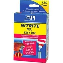 API Нитрит Тест Кит - Набор для измерения уровня нитритов в пресной и морской воде Nitrite Test Kit