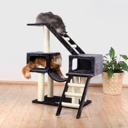Trixie Домик для кошки Malaga 43947 антрацит