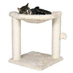Trixie Когтеточка с лежаком Baza для кошек бежевый артикул 44541