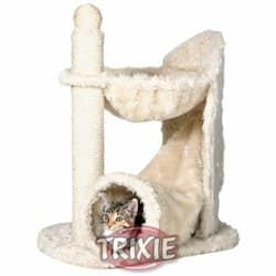 Trixie Домик для кошки Gandia цвет кремовый артикул 44551