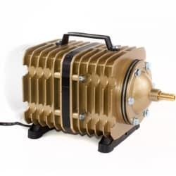 Компрессор Electrical Magnetic AC 185W (150л/мин), поршневый, алюминиевый корпус для рыбоводства, септиков и прудов