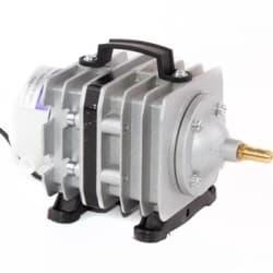 Компрессор Electrical Magnetic AC 20W (20л/мин), поршневый, алюминиевый корпус для рыбоводства, септиков и прудов