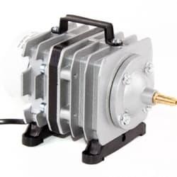 Компрессор Electrical Magnetic AC 35W (40л/мин), поршневый, алюминиевый корпус для рыбоводства, септиков и прудов