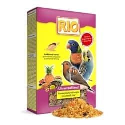 RIO Универсальный мягкий корм для всех видов птиц 350г 10 шт