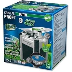 JBL CristalProfi e402 greenline Внешний фильтр для аквариумов объемом 40-120 л