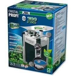 JBL CristalProfi e702 greenline Внешний фильтр для аквариумов объемом 60-200 л