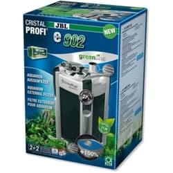 JBL CristalProfi e902 greenline - - Внешний фильтр для аквариумов объемом 90-300 л