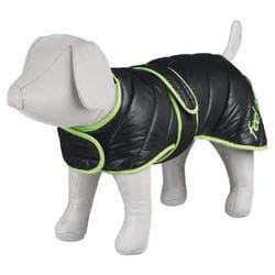 """Попона для собак """"Colmar"""", S: 40 см, черный/зеленый"""