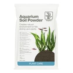 Грунт почвенный (мелкие гранулы) Tropica Aquarium Soil Powder 9 л ( 9 кг)