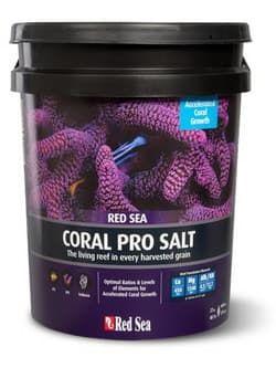 Соль морская Red Sea Coral Pro Salt 22кг для аквариумов на 660л (ведро)
