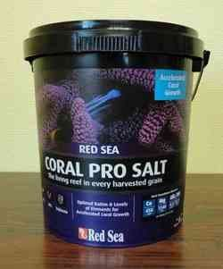 Соль морская для аквариумов Red Sea Coral Pro Salt 7кг на 210л