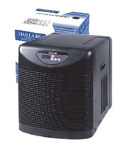 Холодильник для аквариумов с титанановым элементом HAILEA 2 HP - нагреватель