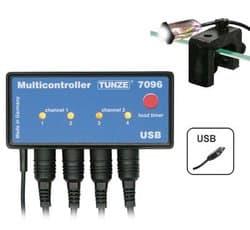 Мультиконтроллер TUNZE до 4-х помп - ночная подсветка для аквариума