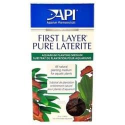 API Фест Лайер Пьюр Латерит - Питательный грунт для аквариумных растений First Layer Pure Laterite, 1560g