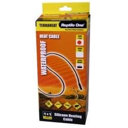 Термокабель для террариума Reptile One Terraheat, плоский (12м, 100W)