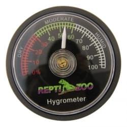 Гигрометр для террариума аналоговый 01RH, 47х10мм