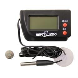 Термометр для террариума электронный 105SH, 65х40х13мм