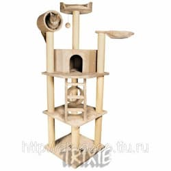 Trixie Домик для кошки Montilla артикул 43631 бежевый