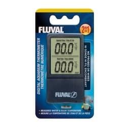 Термометр цифровой Fluval 2-в-1