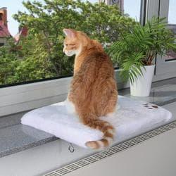 Trixie Лежак для кошки на подоконник, 51х36 см артикул 4328