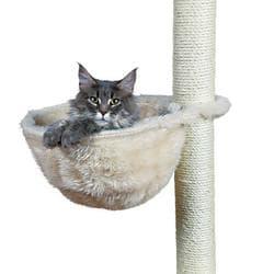Trixie Гамак для кошки к домику ф 38 см, кремовый артикул .43921