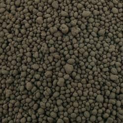 Питательный грунт Gloxy Soil для аквариумов с живыми растениями и акваскейпинга, коричневый, 5кг (5л), фракция 2-4мм
